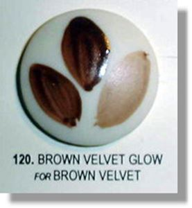 Picture of BROWN VELVET GLOW