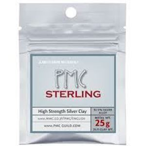 Picture of PMC Sterling Clay 25gm