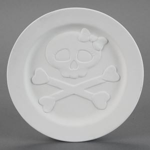 Picture of BABYDOLL SKULL PLATE